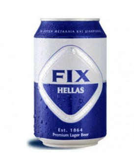 FIX LAGER 330ML