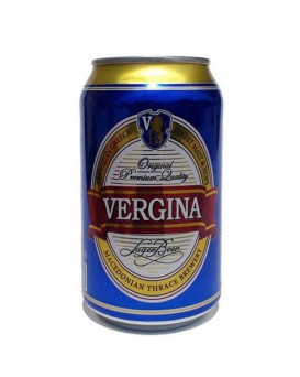 VERGINA LAGER 330ML